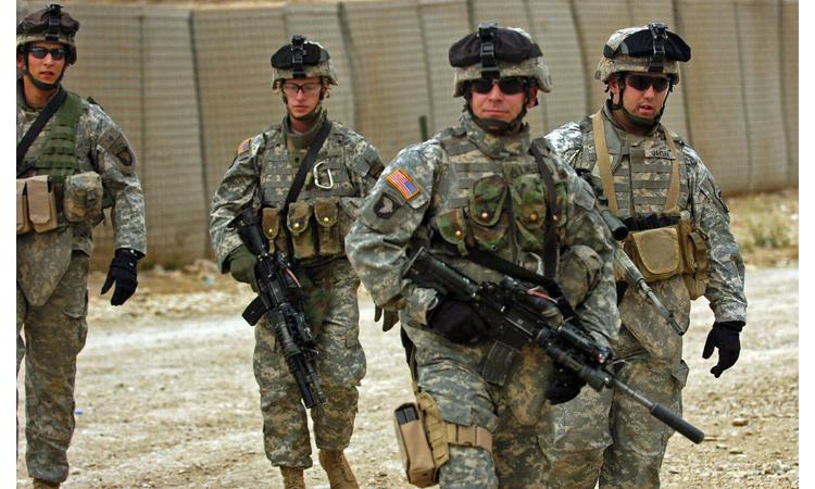 আফগানিস্তান ছেড়ে মধ্য এশিয়ায় মার্কিন সৈন্য!